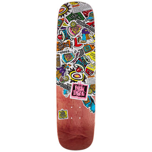 New Deal WTF Siamese Deck Multi 7.625""