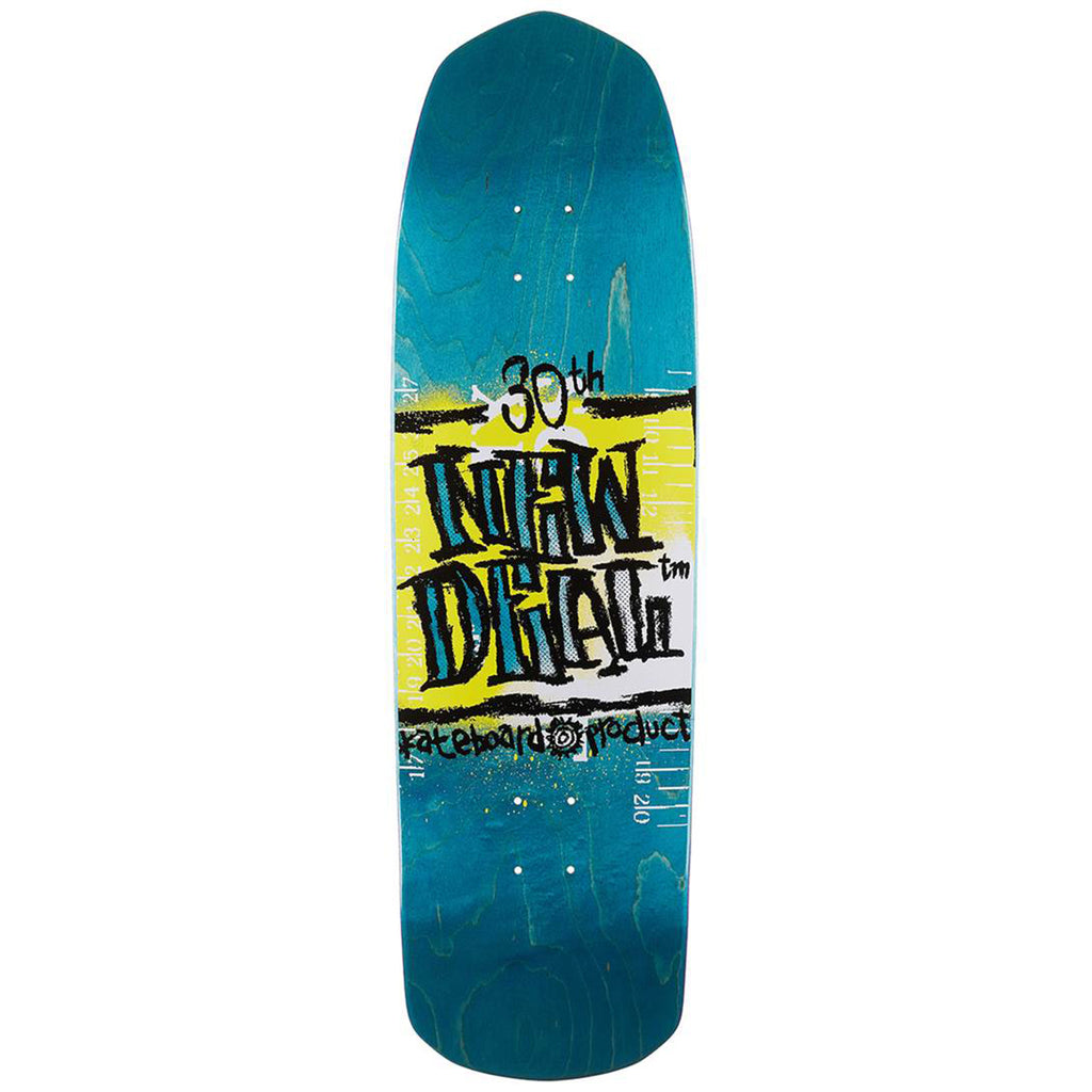 New Deal WTF Napkin Founder Schmitt Rocker  Deck Multi 9.5""