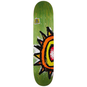 New Deal WTF Popsicle Deck Multi 7.5""