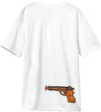 New Deal Howell Granny .43 Magnum S/S Tee White