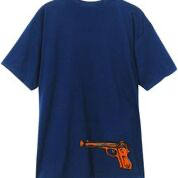 New Deal Howell Granny .43 Magnum S/S Tee Navy
