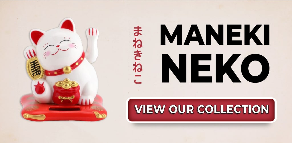 view our maneki neko collection