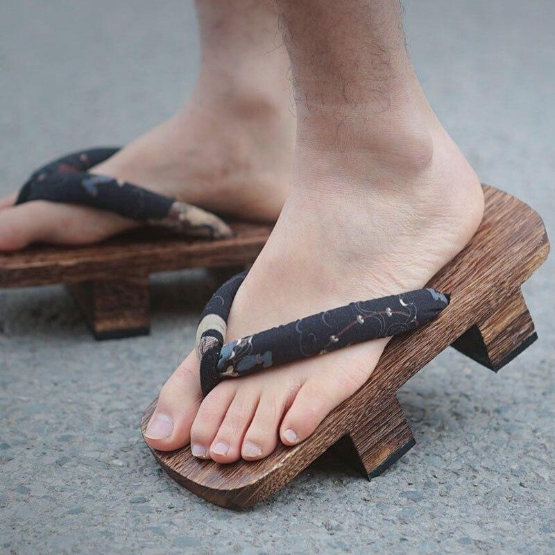 Geta Shoes For Men - Tsuri