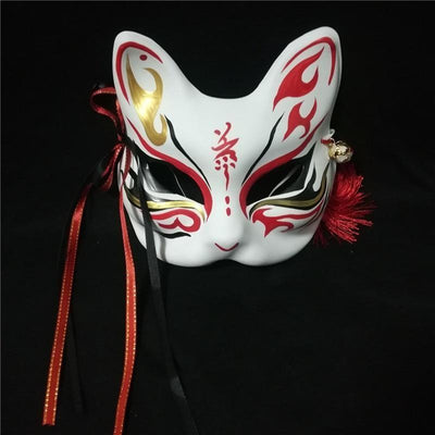 Japanese Cat Mask
