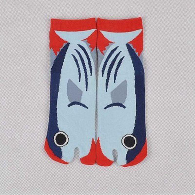 Japanese Fish Socks - 36 - 40