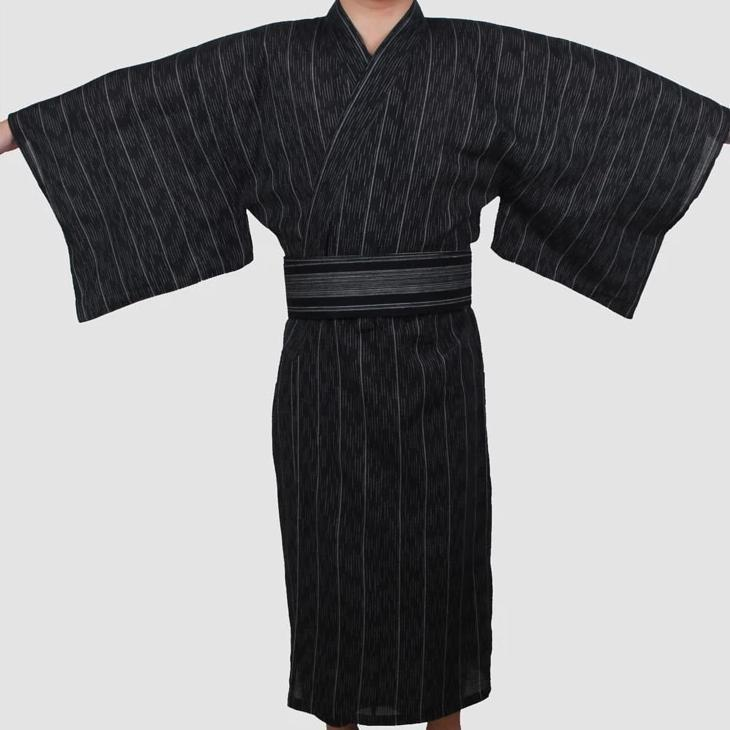 Men's Japanese Yukata Fashion - Oogara - M