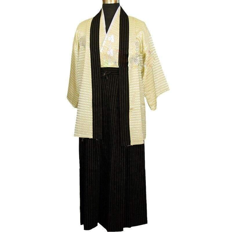 Men's traditional Japanese Kimonos - S