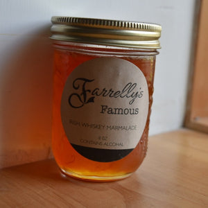 Farrelly's Famous Whiskey Marmalade
