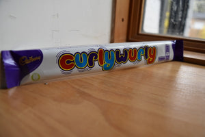 Cadbury Curly-Wurly Chocolate Bar