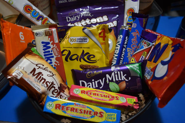 "Halloween Irish ""Trick or Treat"" basket"
