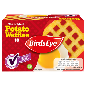 Bird's Eye Potato Waffles