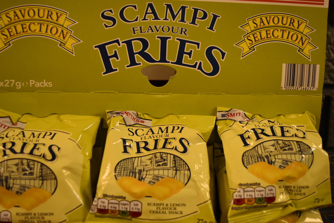 Walkers Scampi Fries