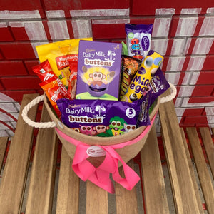 Easter Gift Bunny Boxes and baskets