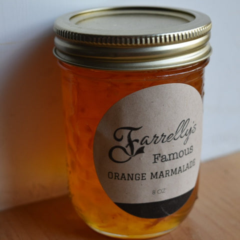 Farrelly's Famous Traditional Irish Marmalade