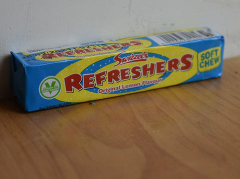 Refresher Candy — Lemon