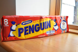 McVitie's Penguin Bars - 8 Pack