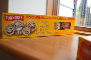 Tunnock's Snowballs - 4 Pack