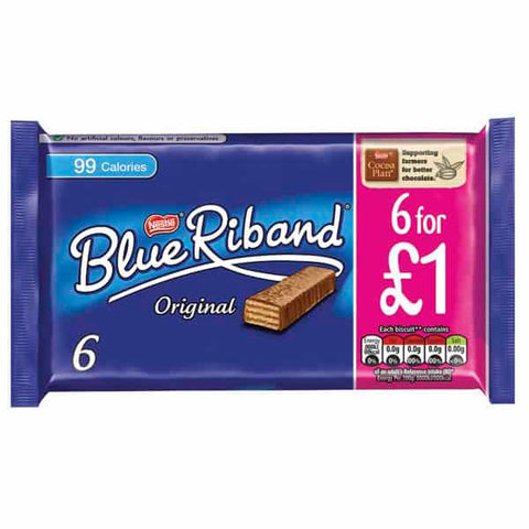 Blue Riband 6 pack