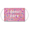 I Donut Care Face Mask