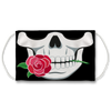 Skull Rose Face Mask