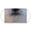 Maltese Dog Nose Mouth Face Mask