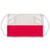 Poland Flag Face Mask