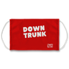 Down Trunk Face Mask