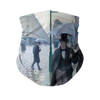 Paris Street_ Rainy Day (1877) by Gustave Caillebotte Gaiter/Face Cover