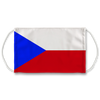 Czechia Flag Face Mask