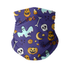 Trick Or Treat (Blue) Gaiter/Face Cover