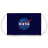 Nasa Meatball Logo Face Mask
