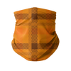 Halloween Plaid Gaiter/Face Cover