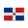 Dominican Republic Flag Face Mask