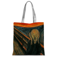 The Scream Tote Bag