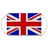 United Kingdom Flag Face Mask