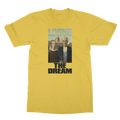 Living the Dream T-Shirt - American Gothic - Wood
