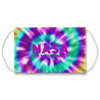 Nasa it is Rocket Science Purple Tie Dye Face Mask