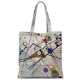 Composition VIII (1923) by Wassily Kandinsky Tote Bag