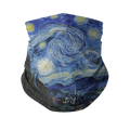 Van Gogh Starry Night Gaiter/Face Cover