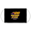 Talladega Nights Pit Crew Face Mask