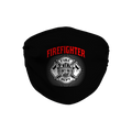 Firefighter Crest Face Mask