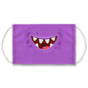 Purple Monster Mouth Face Mask