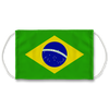 Brazil Flag Face Mask