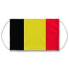 Belgium Flag Face Mask