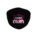 Cheer mom Face Mask