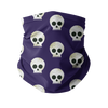 Skully Repeat Pattern Gaiter/Face Cover