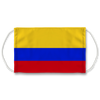 Colombia Flag Face Mask