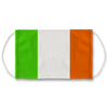 Ireland Flag Face Mask