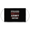 Proud Army Mom Face Mask