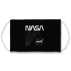 Nasa Repeat Logo Face Mask